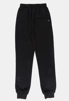 POP CANDY - Fleece Joggers Black