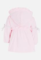 POP CANDY - Swing Jacket Mid Pink