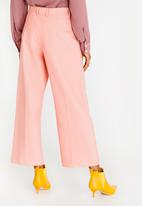 Thebe Magugu - Tailored Pants Peach