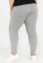 JEEP - Brushed Fleece Jogger Grey