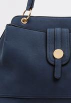 BLACKCHERRY - Tote Handbag Blue