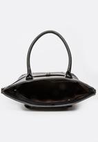BLACKCHERRY - Tote Handbag Black