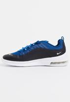 Nike - Nike Air Max Axis Trainers Black and Blue