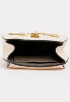 BLACKCHERRY - Embellished Bag Nude