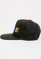 Nike - Just Do It Statement Snapback Cap Black