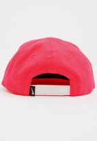 Nike - Just Do It Statement Snapback Cap Mid Pink