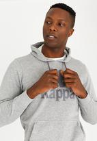 KAPPA - Authentic Zimah Sweatshirt Grey