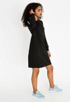 ONLY - Ramona Long Sleeve Dress Black