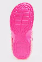 Character Fashion - Barbie slip-ons - pale pink