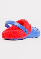 Character Fashion - Cars slip-ons - blue