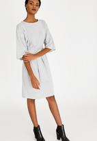 cath.nic - Kimono Dress Grey
