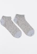 Falke - Wild Chic Socks Grey