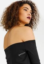 Rip Curl - Off Shoulder Top Black