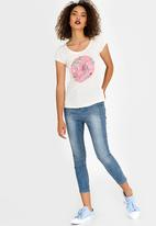 Rip Curl - Bloom Tee Off White