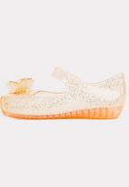 POP CANDY - Butterfly Mary Jane Pump Nude