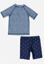 MINOTI - Star Printed 2 Piece Set - Navy