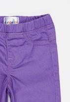 POP CANDY - Skinny jeans - purple