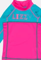 Lizzy - Tansy Rashvest Dark Pink