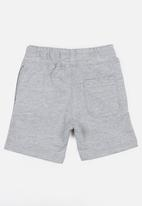 MINOTI - Basic Fleece Shorts Grey