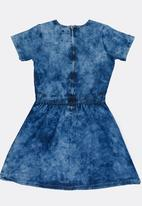 POP CANDY - Denim Dress Blue