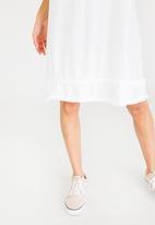 Rip Curl - Sand Tassle Dress White