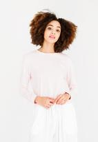 Rip Curl - Cruising Cropped Tee Mid Pink
