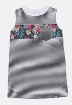 Rip Curl - Teen Breaker Tan Dress Multi-colour