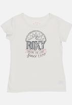 Roxy - Say something tee - cream