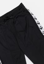 Converse - Star chevron track pant - black