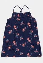 Roxy - Pursuit of happiness dress - navy & red