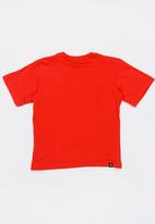 Rip Curl - Wetti Faded Tee Red