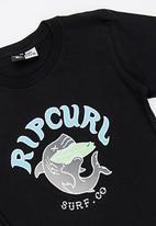 Rip Curl - Shark Co. Tee Black
