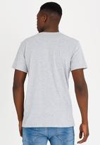Fox - Murc Factory T-Shirt Grey