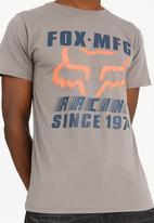 Fox - Zoomin Grey