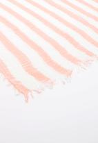 Joy Collectables - Polka Dot Ombre Scarf Pale Pink