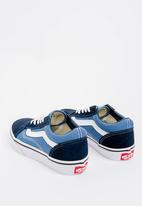 Vans -  Vans UY Old Skool - navy/white