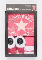 Converse - Converse classic set - pink