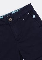 POLO - Andrew chino shorts - navy