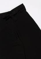 Rebel Republic - Pallozo pants - black
