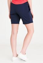 edit Maternity - Chino Maternity Shorts Navy