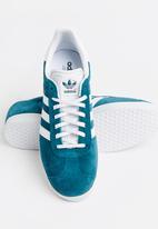 adidas Originals - Gazelle - petrol night / white