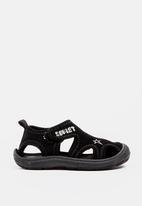 SOVIET - Ramba s18 sandal mono - black