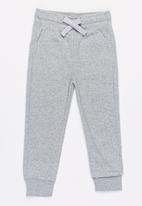 Twin Clothing - Fleece Joggers - grey