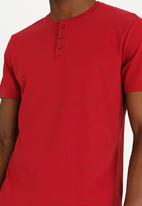 STYLE REPUBLIC - Casual T-shirt Maroon