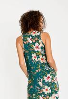 STYLE REPUBLIC - Zip Detail Dress Multi-colour