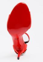 Dolce Vita - Rene Embellished Heels Red