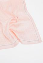 Joy Collectables - Printed Scarf Pale Pink