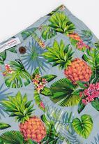 MINOTI - Maui tropical woven shorts - multi