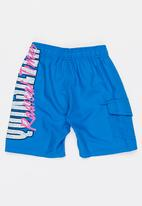Quiksilver - Mean machine shorts - blue