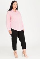 STYLE REPUBLIC PLUS - Basic shirt - pink